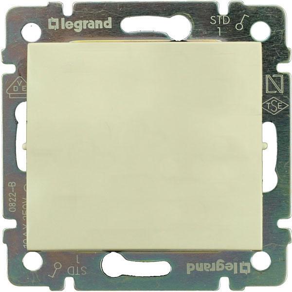 Выключатель Legrand 774301 Cream