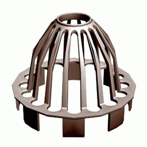 Сетка защитная  шоколад/гранат