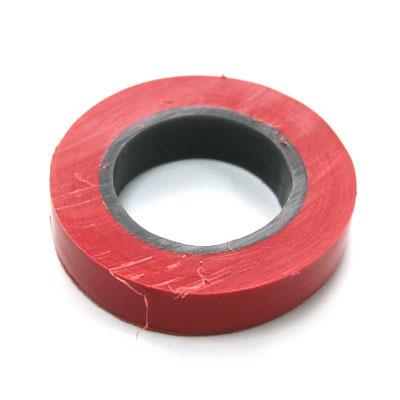 Изолента ПВХ 20м красная