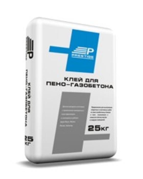 Клей для ПЕНО-ГАЗОБЕТОНА 25кг